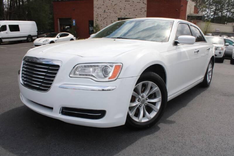 2013 Chrysler 300 for sale at Atlanta Unique Auto Sales in Norcross GA