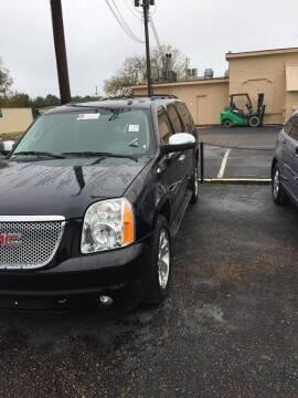 2008 GMC Yukon XL for sale at Dependable Auto Sales in Montgomery AL