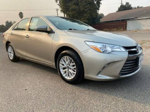 2016 Toyota Camry for sale at CAR PLUS in Modesto CA
