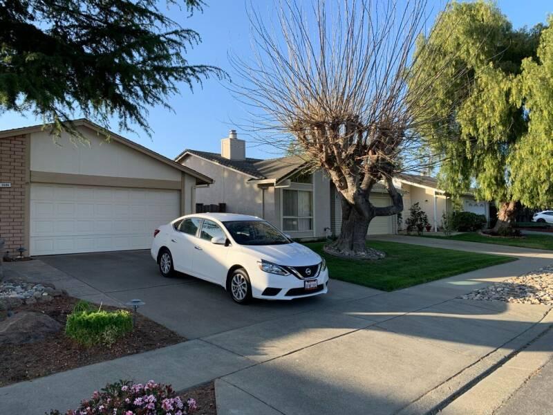 2019 Nissan Sentra for sale at Blue Eagle Motors in Fremont CA