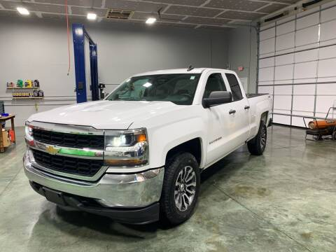 2016 Chevrolet Silverado 1500 for sale at Fournier Auto and Truck Sales in Rehoboth MA