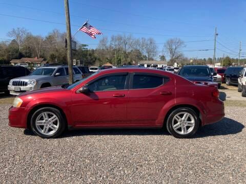 2014 Dodge Avenger for sale at Joye & Company INC, in Augusta GA