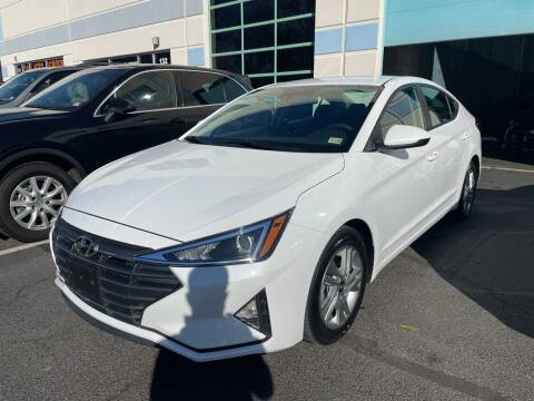 2020 Hyundai Elantra for sale at Best Auto Group in Chantilly VA