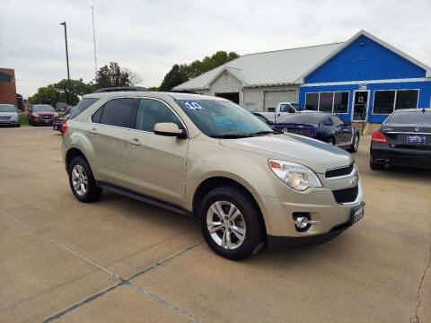 2010 Chevrolet Equinox for sale at America Auto Inc in South Sioux City NE