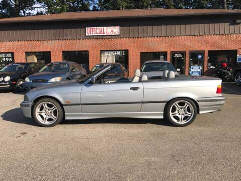 1998 BMW 3 Series for sale at Official Auto Sales in Plaistow NH