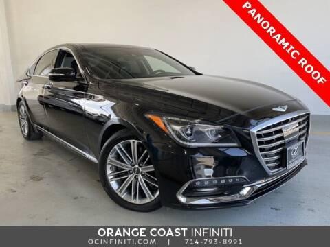 2018 Genesis G80 for sale at ORANGE COAST CARS in Westminster CA