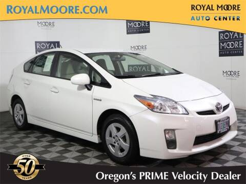 2010 Toyota Prius for sale at Royal Moore Custom Finance in Hillsboro OR