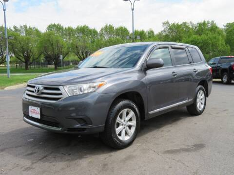 2013 Toyota Highlander for sale at Low Cost Cars North in Whitehall OH