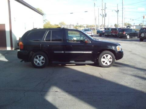 2004 GMC Envoy for sale at Settle Auto Sales TAYLOR ST. in Fort Wayne IN