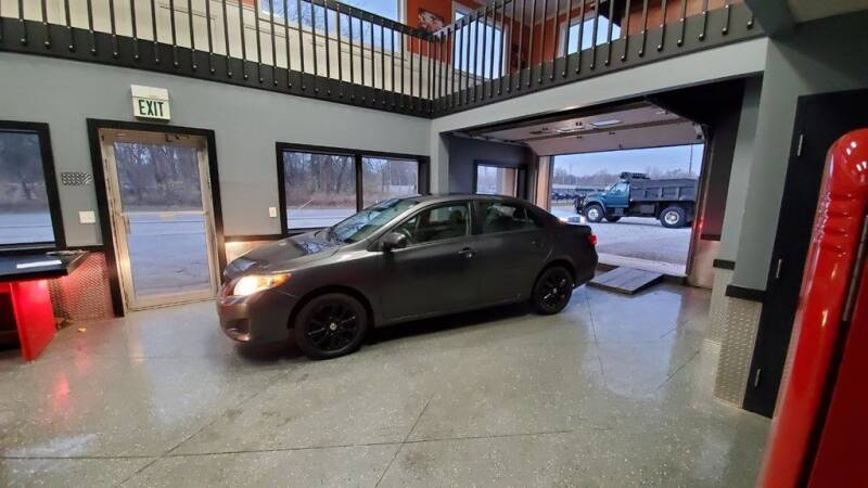 2009 Toyota Corolla for sale at Settle Auto Sales TAYLOR ST. in Fort Wayne IN