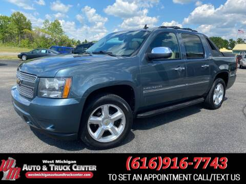 2011 Chevrolet Avalanche for sale at West Michigan Auto and Truck Center in Cedar Springs MI