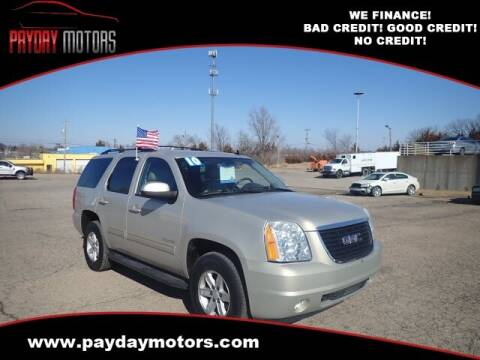 2010 GMC Yukon for sale at Payday Motors in Wichita And Topeka KS