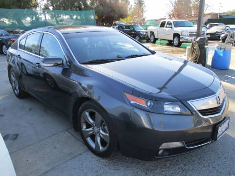 2012 Acura TL for sale at Auto Land in Ontario CA
