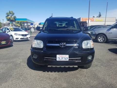 2006 Toyota Sequoia for sale at Showcase Luxury Cars II in Pinedale CA