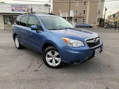 2016 Subaru Forester for sale at PRNDL Auto Group in Irvington NJ