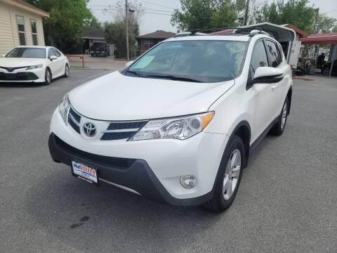 2014 Toyota RAV4 for sale at Mid Valley Motors in La Feria TX