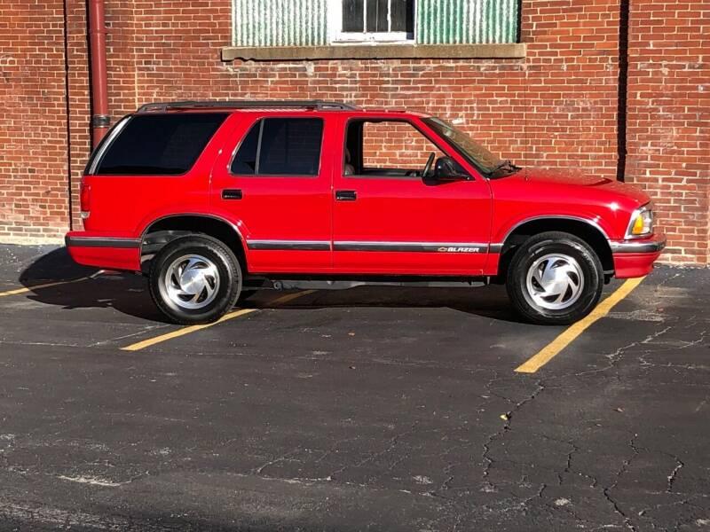 1996 Chevrolet Blazer 4dr LT 4WD SUV - Saint Charles MO
