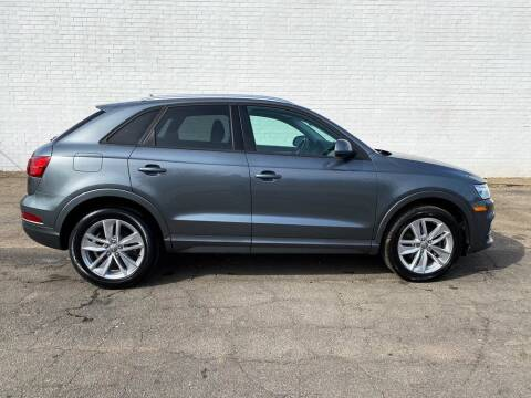 2017 Audi Q3 for sale at Smart Chevrolet in Madison NC