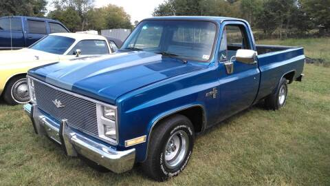 1986 Chevrolet C/K 10 Series for sale at Lister Motorsports in Troutman NC