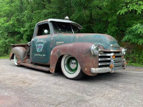 1950 Chevrolet 3100 for sale at Gateway Auto Source in Imperial MO