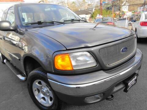 2004 Ford F-150 Heritage for sale at Yosh Motors in Newark NJ