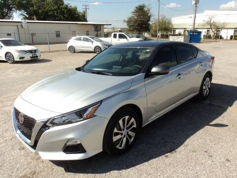 2020 Nissan Altima for sale at Grays Used Cars in Oklahoma City OK