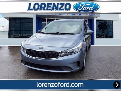 2017 Kia Forte for sale at Lorenzo Ford in Homestead FL