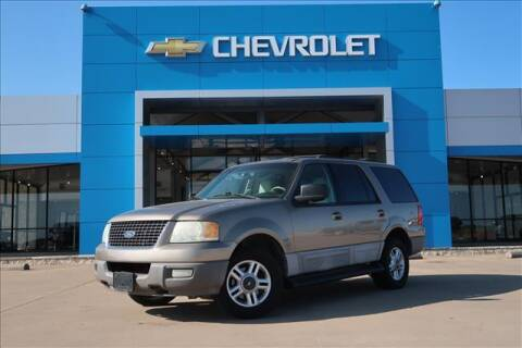 2003 Ford Expedition for sale at Lipscomb Auto Center in Bowie TX