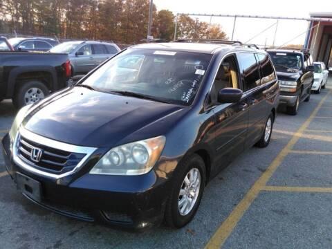 2008 Honda Odyssey for sale at GW MOTORS in Newark NJ