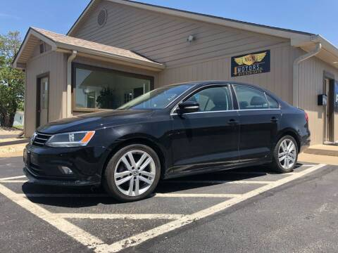 2015 Volkswagen Jetta for sale at MGM Motors LLC in De Soto KS
