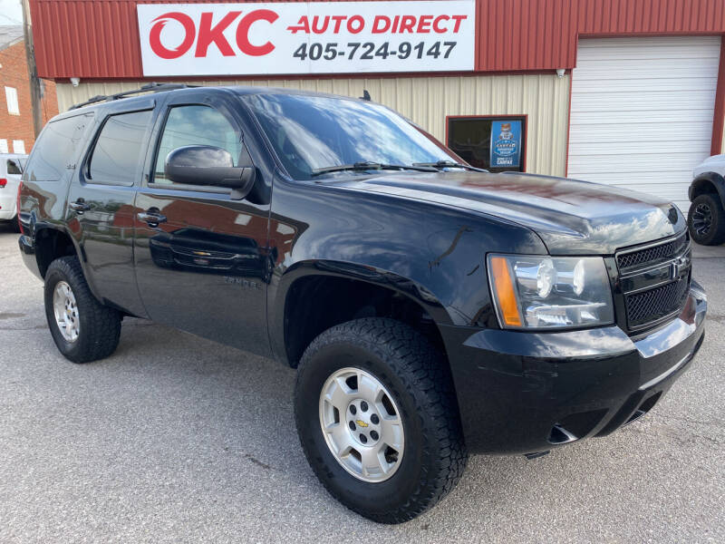 2013 Chevrolet Tahoe for sale at OKC Auto Direct in Oklahoma City OK