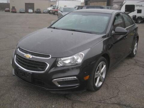 2015 Chevrolet Cruze for sale at ELITE AUTOMOTIVE in Euclid OH