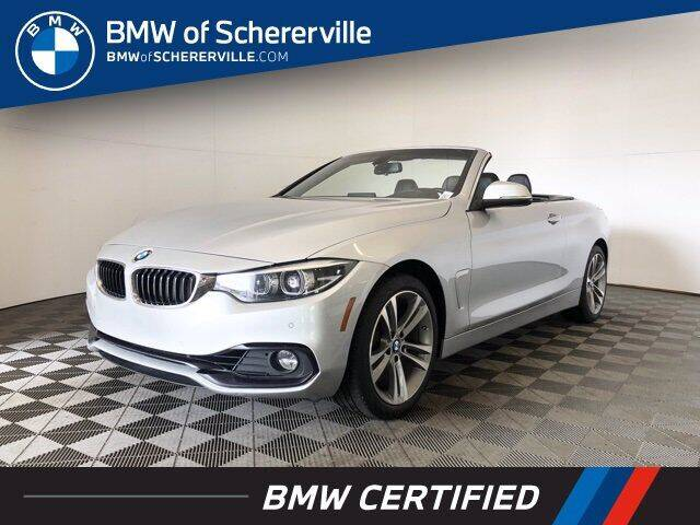 2018 BMW 4 Series for sale at BMW of Schererville in Shererville IN