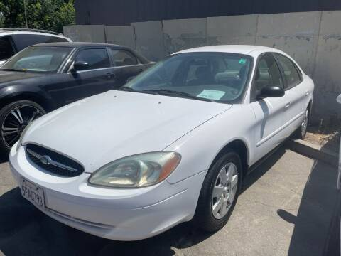 2003 Ford Taurus for sale at River City Auto Sales Inc in West Sacramento CA