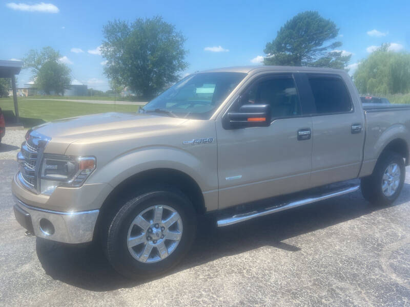2014 Ford F-150 for sale at EAGLE ONE AUTO SALES in Leesburg OH