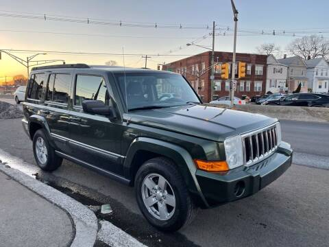 2007 Jeep Commander for sale at G1 AUTO SALES II in Elizabeth NJ