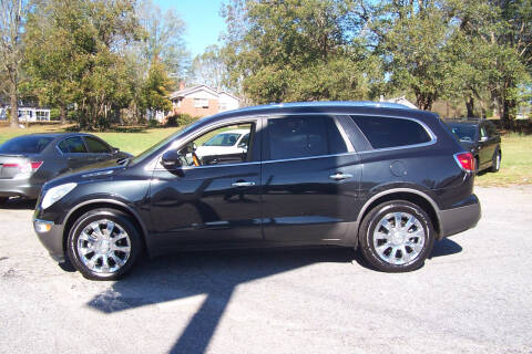 2011 Buick Enclave for sale at Blackwood's Auto Sales in Union SC