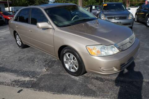 2001 Toyota Avalon for sale at J Linn Motors in Clearwater FL