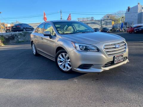 2017 Subaru Legacy for sale at PRNDL Auto Group in Irvington NJ