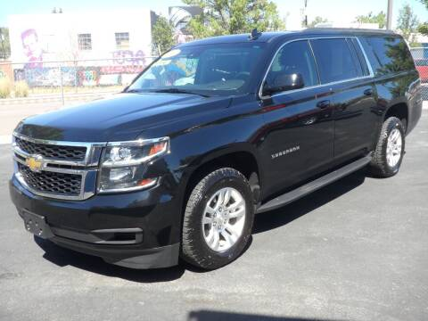 2017 Chevrolet Suburban for sale at T & S Auto Brokers in Colorado Springs CO