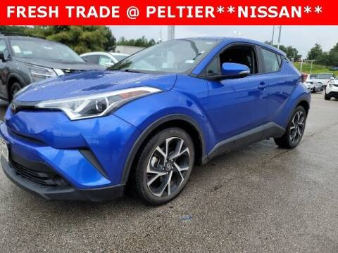 2018 Toyota C-HR for sale at TEX TYLER Autos Cars Trucks SUV Sales in Tyler TX