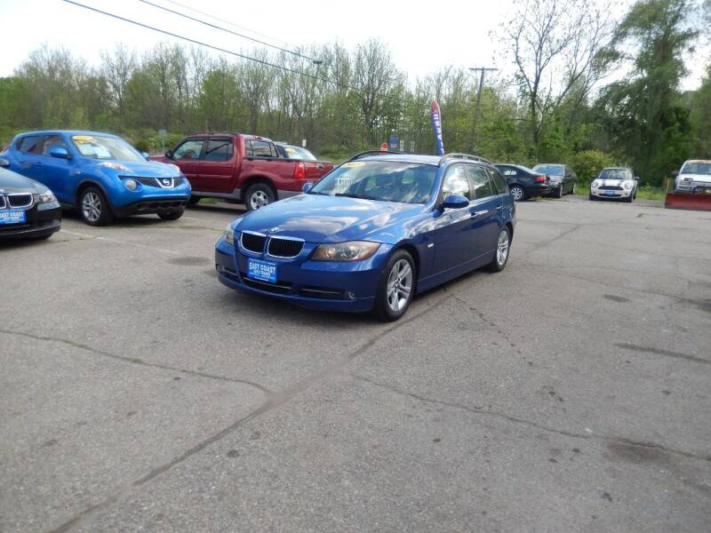 2008 BMW 3 Series for sale at East Coast Auto Trader in Wantage NJ