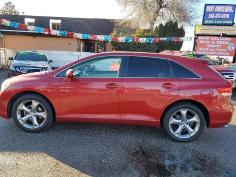 2010 Toyota Venza for sale at Right Choice Auto in Boise ID