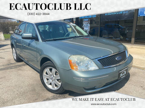 2005 Ford Five Hundred for sale at ECAUTOCLUB LLC in Kent OH