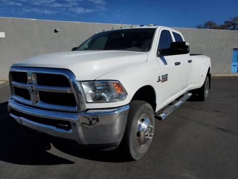 2016 RAM Ram Pickup 3500 for sale at DPM Motorcars in Albuquerque NM