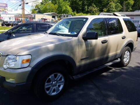 2006 Ford Explorer for sale at W V Auto & Powersports Sales in Cross Lanes WV