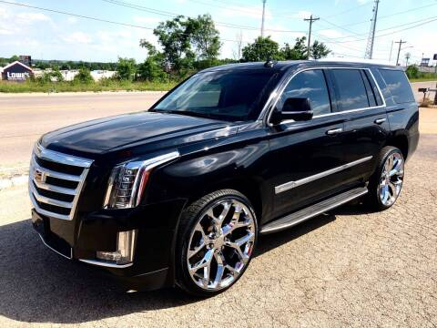 2016 Cadillac Escalade for sale at Torque Motorsports in Rolla MO