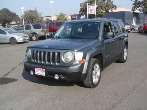 2013 Jeep Patriot for sale at Primo Auto Sales in Merced CA