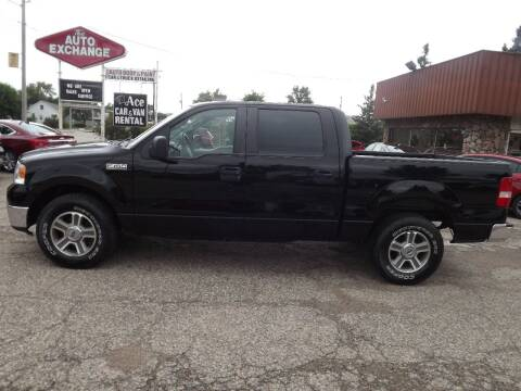 2007 Ford F-150 for sale at The Auto Exchange in Stevens Point WI
