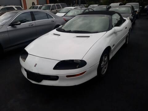 1997 Chevrolet Camaro for sale at LAND & SEA BROKERS INC in Deerfield FL